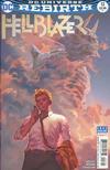 Cover for Hellblazer (DC, 2016 series) #13 [Yasmine Putri Cover]