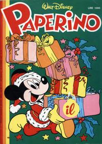 Cover Thumbnail for Paperino (Arnoldo Mondadori Editore, 1982 series) #78