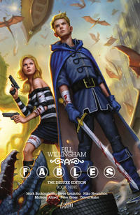 Cover Thumbnail for Fables: The Deluxe Edition (DC, 2009 series) #9