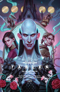 Cover Thumbnail for Fables: The Deluxe Edition (DC, 2009 series) #11