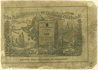 Cover Thumbnail for The Adventures of Mr. Obadiah Oldbuck (Wilson and Company, 1849 series)
