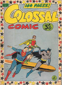 Cover Thumbnail for Colossal Comic (K. G. Murray, 1958 series) #28