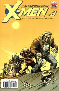 Cover Thumbnail for Astonishing X-Men (Marvel, 2017 series) #3 [Ed McGuinness]