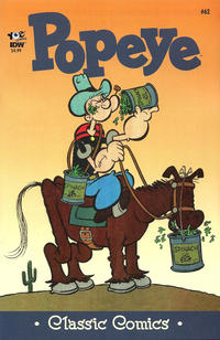 Cover Thumbnail for Classic Popeye (IDW, 2012 series) #62