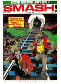 Cover Thumbnail for Smash! (IPC, 1966 series) #257