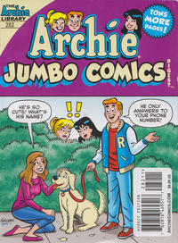 Cover Thumbnail for Archie (Jumbo Comics) Double Digest (Archie, 2011 series) #282