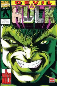 Cover Thumbnail for Devil & Hulk (Marvel Italia, 1994 series) #1