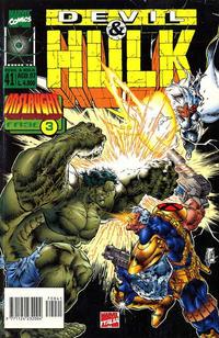 Cover Thumbnail for Devil & Hulk (Marvel Italia, 1994 series) #41
