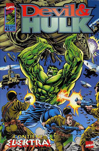 Cover Thumbnail for Devil & Hulk (Marvel Italia, 1994 series) #43
