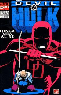 Cover Thumbnail for Devil & Hulk (Marvel Italia, 1994 series) #5