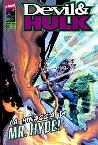 Cover Thumbnail for Devil & Hulk (Marvel Italia, 1994 series) #54