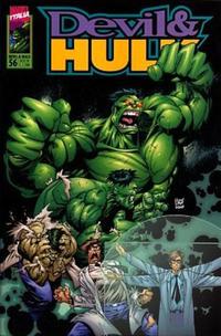 Cover Thumbnail for Devil & Hulk (Marvel Italia, 1994 series) #56