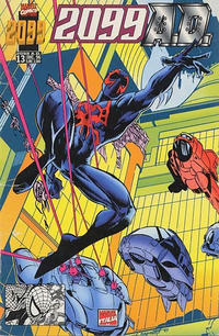 Cover Thumbnail for 2099 A.D. (Marvel Italia, 1995 series) #13