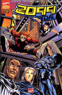 Cover Thumbnail for 2099 Special (Marvel Italia, 1994 series) #13