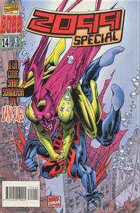 Cover Thumbnail for 2099 Special (Marvel Italia, 1994 series) #14