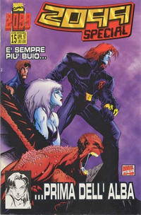 Cover Thumbnail for 2099 Special (Marvel Italia, 1994 series) #15