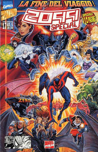 Cover Thumbnail for 2099 Special (Marvel Italia, 1994 series) #17