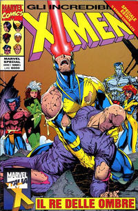 Cover Thumbnail for Marvel Special (Marvel Italia, 1994 series) #1