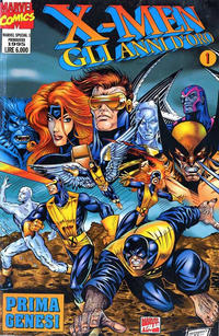 Cover Thumbnail for Marvel Special (Marvel Italia, 1994 series) #3
