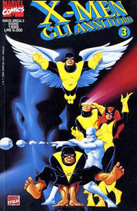 Cover Thumbnail for Marvel Special (Marvel Italia, 1994 series) #5