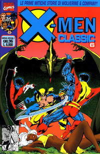 Cover Thumbnail for Marvel Special (Marvel Italia, 1994 series) #7
