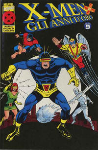 Cover Thumbnail for Marvel Special (Marvel Italia, 1994 series) #14