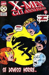Cover Thumbnail for Marvel Special (Marvel Italia, 1994 series) #15