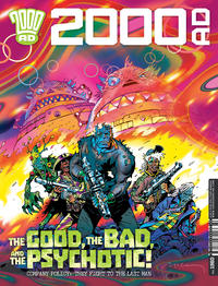 Cover Thumbnail for 2000 AD (Rebellion, 2001 series) #1960