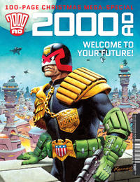 Cover Thumbnail for 2000 AD (Rebellion, 2001 series) #1961