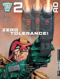 Cover Thumbnail for 2000 AD (Rebellion, 2001 series) #1965