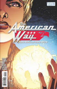Cover Thumbnail for The American Way: Those Above and Those Below (DC, 2017 series) #2