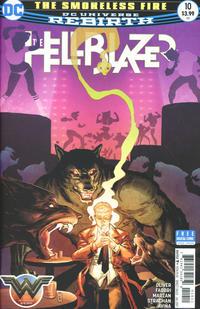 Cover Thumbnail for Hellblazer (DC, 2016 series) #10