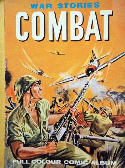 Cover for Combat War Stories (World Distributors, 1963 series) #1966