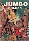 Cover for Jumbo Comics (H. John Edwards, 1950 ? series) #28 [6d Price]