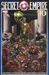 Cover for Secret Empire (Marvel, 2017 series) #10