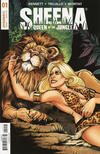 Cover for Sheena Queen of the Jungle (Dynamite Entertainment, 2017 series) #1 [Cover D Carli Idhe]