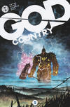 Cover for God Country (Image, 2017 series) #5