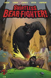 Cover for Shirtless Bear-Fighter (Image, 2017 series) #3 [Cover A]