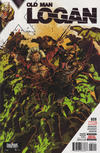 Cover for Old Man Logan (Marvel, 2016 series) #28