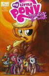 Cover for My Little Pony: Friendship Is Magic (IDW, 2012 series) #26 [Cover B - Agnes Garbowska]