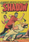 Cover for The Shadow (Frew Publications, 1952 series) #43
