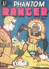 Cover for The Phantom Ranger (Frew Publications, 1948 series) #71