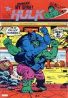 Cover for Hulk (Atlantic Forlag, 1980 series) #2/1980