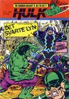 Cover for Hulk (Atlantic Forlag, 1980 series) #6/1980
