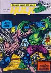 Cover for Hulk (Atlantic Forlag, 1980 series) #8/1980