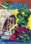 Cover for Hulk (Atlantic Forlag, 1980 series) #8/1981