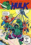 Cover for Hulk (Atlantic Forlag, 1980 series) #4/1981
