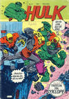 Cover for Hulk (Atlantic Forlag, 1980 series) #5/1981