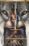 Cover for George R.R. Martin's A Clash of Kings (Dynamite Entertainment, 2017 series) #4