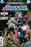 Cover for Green Lanterns (DC, 2016 series) #31